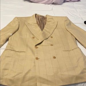 Silk Brioni sport coat